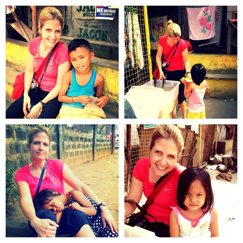 Jennifer Parsons in the Philippines